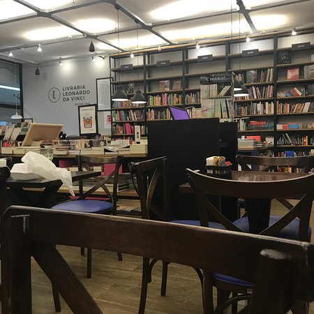 Leonardo da Vinci Bookstore: photo0.jpg