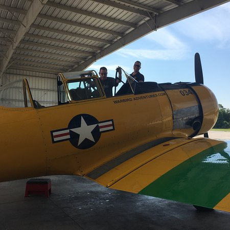 Warbird Adventures (Kissimmee) - 2019 All You Need to Know