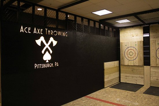 Ace Axe Throwing