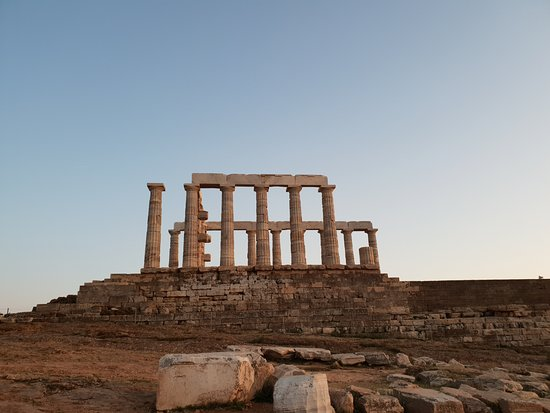 Περιήγηση στην Αθήνα με ταξί: Poséidon