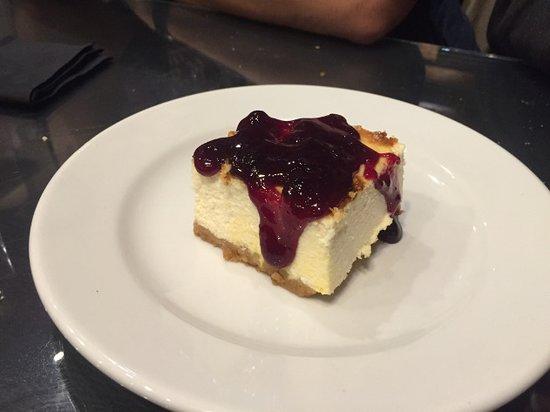 Fatigas del Querer: Cheesecake