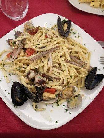 Bilde fra Trattoria Pizzeria del Mare da Salvatore