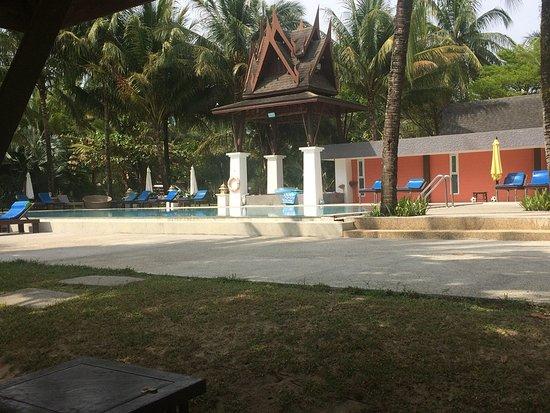 Ko Kho Khao, Thailand: Hotelpool