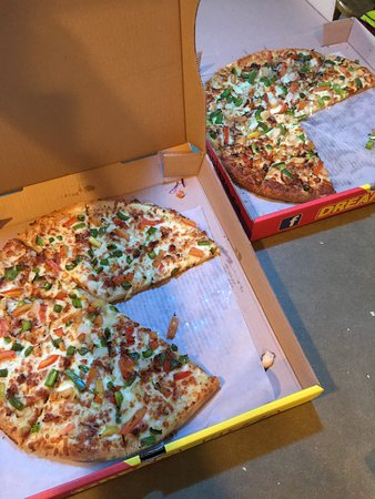 Dream Pizza Abbotsford Menu Prices Restaurant Reviews Tripadvisor