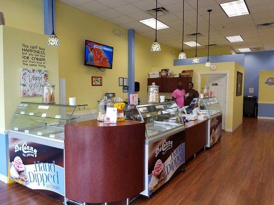 Simply Ice Cream Ocala Restaurant Reviews Phone Number Photos