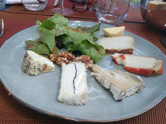 Acquigny, ฝรั่งเศส: Fromages