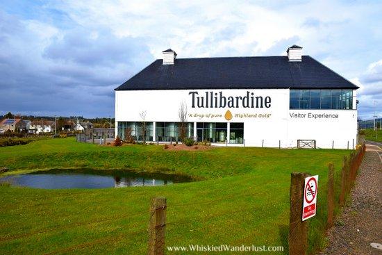 Blackford, UK: Tullibardine Whisky Distillery