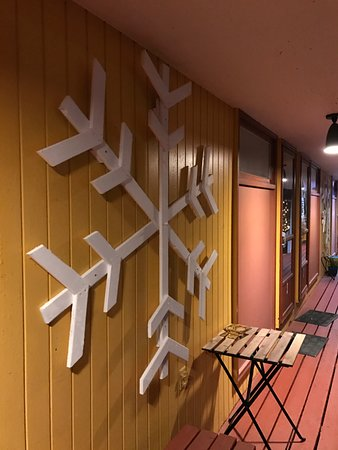 Londonderry, VT: Snowflakes