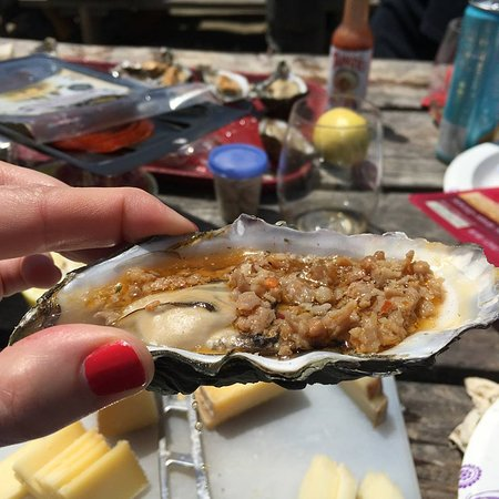 Marshall, Kalifornien: Chorizo butter