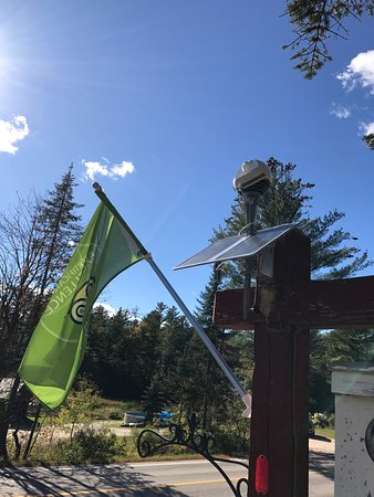 Londonderry, Вермонт: Our BloomSky weather station
