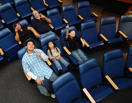 Clute, TX: Planetarium at the Center for the Arts & Sciences