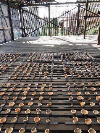 Cockatoo Island, Australien: Biennale exhibits