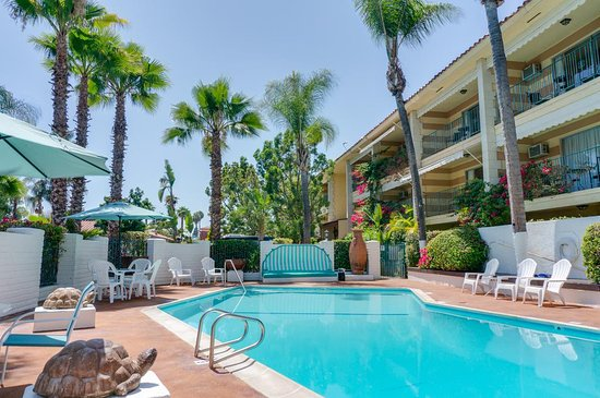 Hotel Pepper Tree: Heated Pool