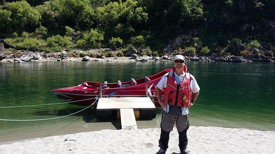 Murchison, Yeni Zelanda: Captain Mark