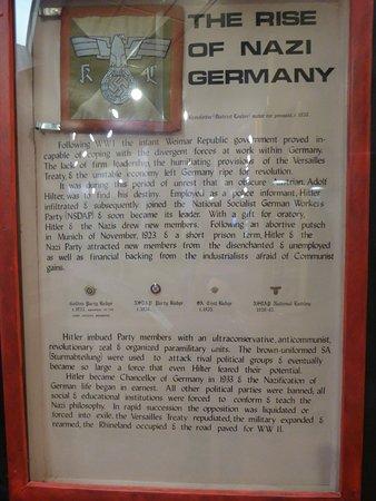Newport News, VA: Nazi Pins