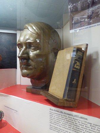 Newport News, VA: Mein Kampf first edition