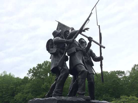 ‪‪Shiloh‬, ‪Tennessee‬: Shiloh: Mississippi Monument‬
