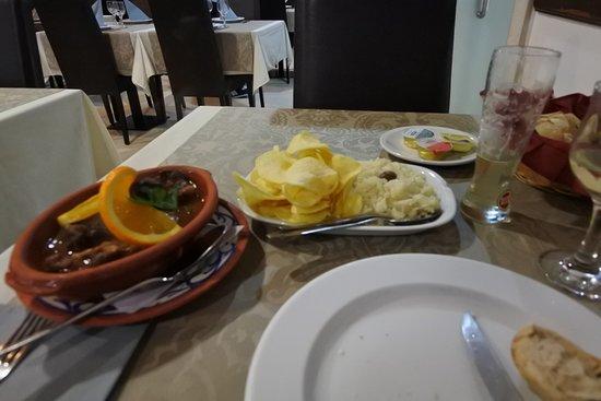 O Tabuleiro: 頼んだ料理