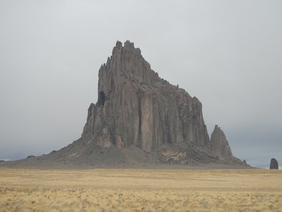 Shiprock Rock Formation, Shiprock, NM