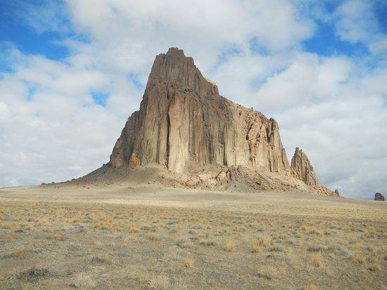 Shiprock Rock Formation, Shiprock, NM