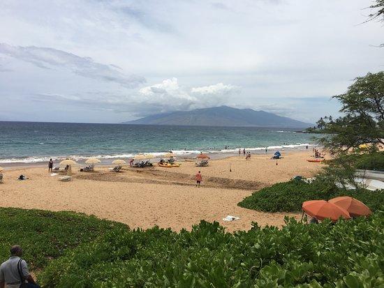 Wailea Beach looking north 2
