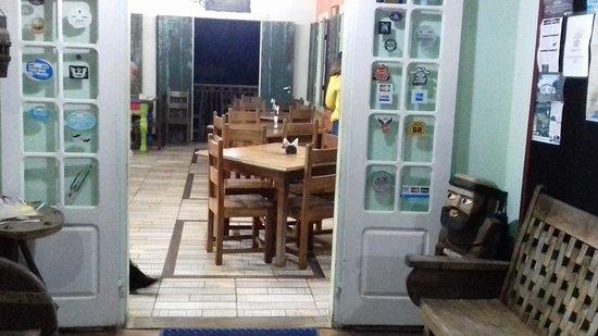 Restaurante Virada's do Largo: Acesso