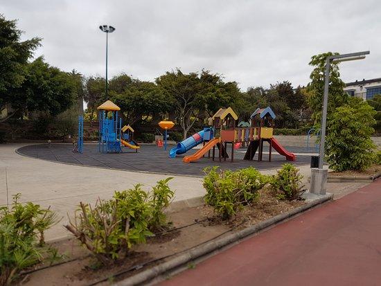 Parque Urbano de San Juan