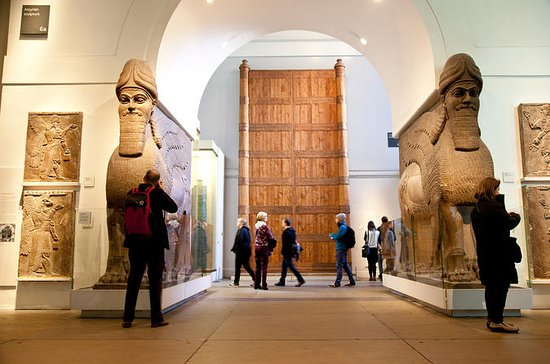 British Museum Highlights Tour in...