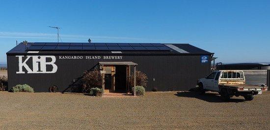 Kingscote, Austrália: Kangaroo Island Brewery