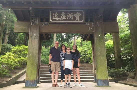 Half-Day Kamakura Walking Tour with...