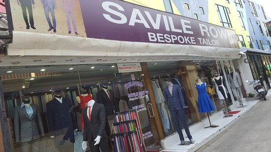 Savile Row Bespoke Tailor