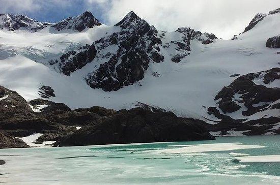 Trekking au glacier Vinciguerra et à...