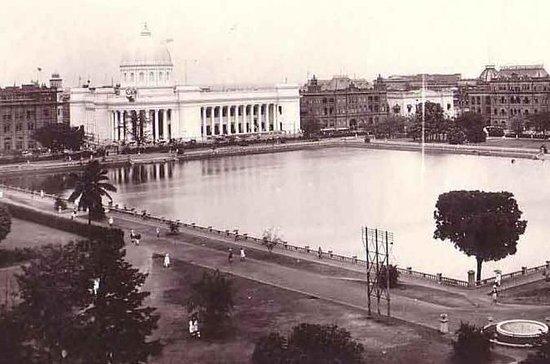 First British Capital:The Raj...