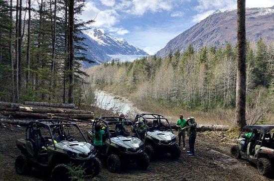 Exploration ATV de Glacier Point