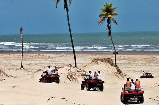 White Sand Dunes of Mangue Seco Full...
