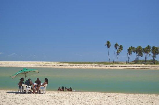 2 dager over natten kokosnøtt kysten...