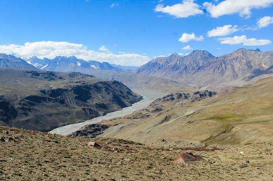 Lahaul Spiti tour to see Highest Post...