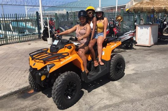 Location Can AM Outlander 450 Max ATV...
