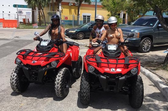 3 Hour (2 passenger) ATV Tour of...