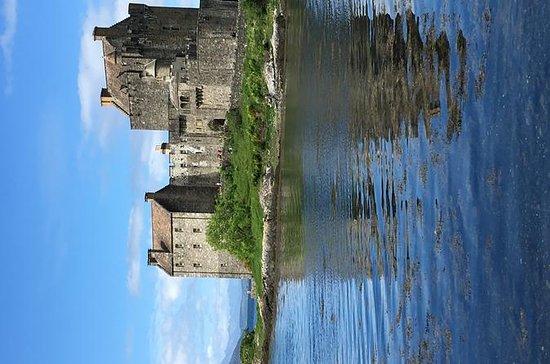 イーリアン・ドナン城とスカイ島島の日帰りツアー
