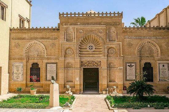 Full day Islamic & Coptic Cairo