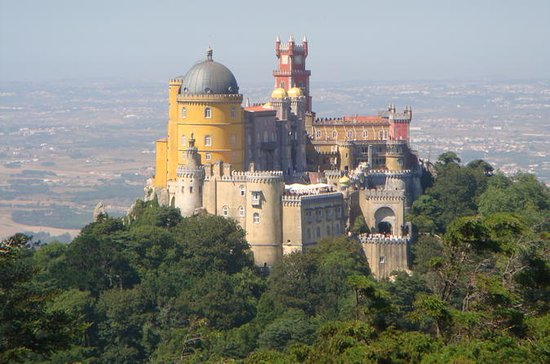 Sintra Full-Day Trip - A Journey...