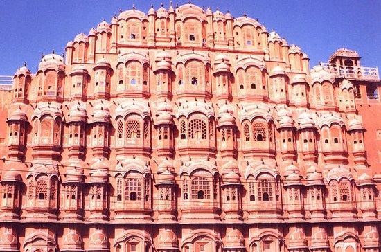 Tour Triángulo Dorado de 3 días India