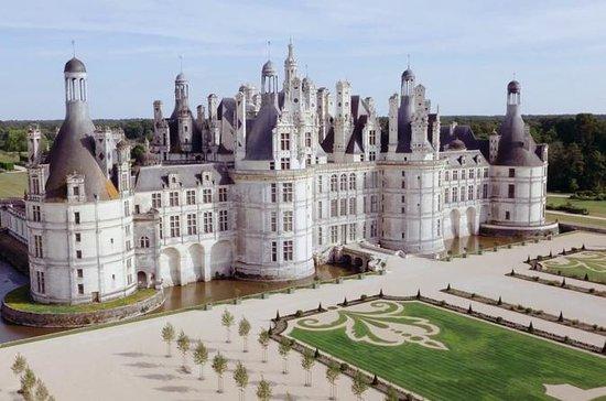 Visita a Chambord con un guia y...