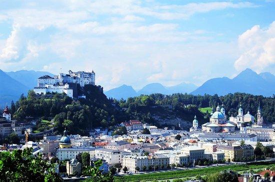 Privat Salzburg, Østerrike Tur fra...
