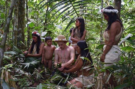 WUAORANI AMAZONIAN JUNGLE ADVENTURE