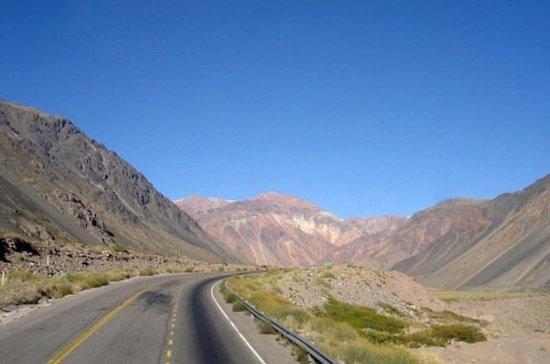 Excursion to High Andes in Mendoza...