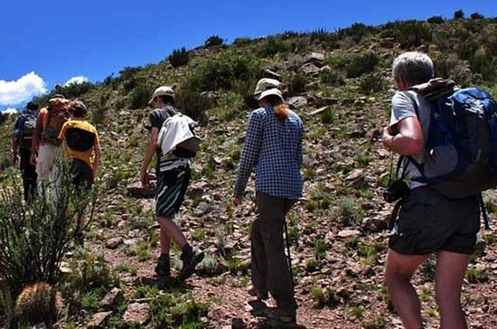Trekking et Rappel à la Chute...