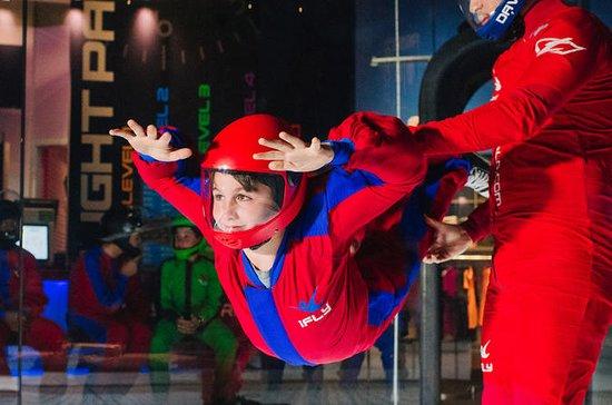 Sacramento Indoor Skydiving Experience