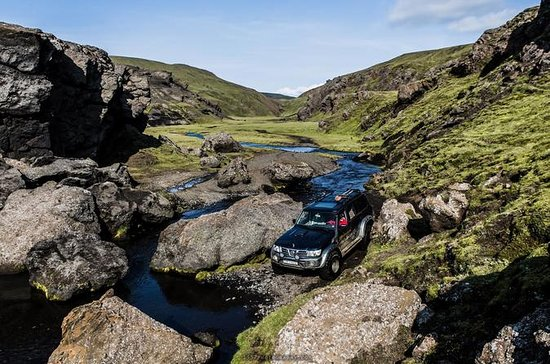 Super Jeep Safari - Half Day Tour
